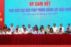 Hà Nội hưởng ứng 'Ngày ASEAN phòng, chống sốt xuất huyết'