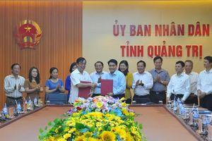 Hà Nội - Quảng Trị đẩy mạnh hợp tác phát triển kinh tế - xã hội