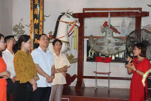 Kiểm tra thực hiện phong trào TDĐKXDĐSVH tại Hưng Yên, Hà Nội: Phong trào văn hóa mà làm hình thức thì vô nghĩa