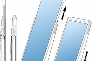 Samsung phát triển smartphone gập lại độc hơn Galaxy Fold