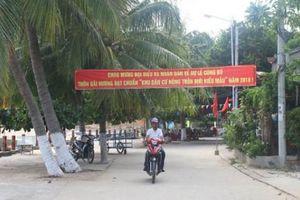 Xã đảo đầu tiên cùa tỉnh Quảng Nam làm nên điều tuyệt vời này