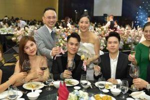 Đám cưới 'cô gái vàng của làng MC' được ví như show ca nhạc 'khủng'