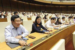 Quốc hội phê chuẩn quy định 'Đã uống rượu bia không lái xe'