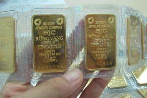 Giá vàng SJC nhảy vọt, hướng đến mốc 38 triệu đồng/lượng
