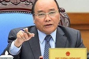 Thủ tướng: Điều tra, xử nghiêm vụ đoàn Thanh tra Bộ Xây dựng bị tạm giữ về hành vi 'vòi tiền'
