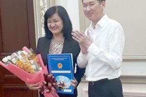 TP HCM bổ nhiệm phó giám đốc Sở Tài chính