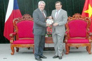Đà Nẵng và đối tác Séc hợp tác lắp ráp ô-tô