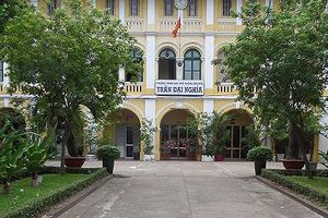 Công bố kết quả khảo sát vào lớp 6 Trường THPT chuyên Trần Đại Nghĩa
