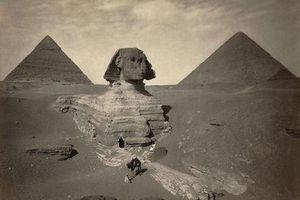 Chấn động: Đại kim tự tháp Giza từng ngập sâu trong nước?