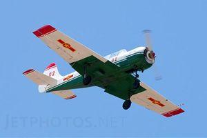 Yak-52: 'Lớp học trên mây' của không quân Việt Nam