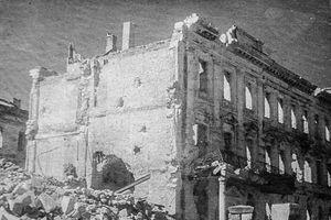 Ảnh độc: Thành phố Liên Xô sau khi thoát khỏi phát xít Đức