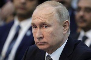 TT Putin nói về vai trò của Nga trong việc đánh bại chiến binh khủng bố ở Syria