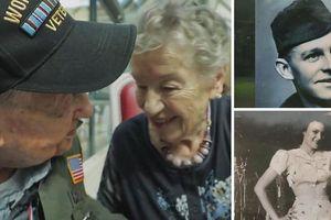 Cựu binh gặp lại người yêu sau 75 năm