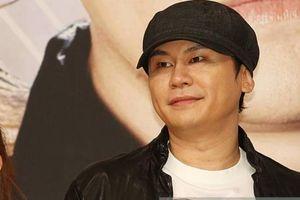 Yang Hyun Suk từ chức, rời khỏi YG Entertainment