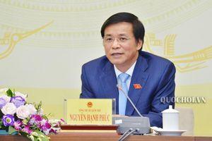 Tổng Thư ký Quốc hội không đồng tình thu phí 'chia tay'