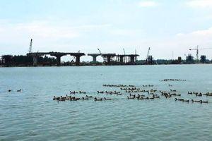Dự án đập dâng sông Trà Khúc: Cảnh báo những hệ lụy quanh dự án đội vốn 24 lần