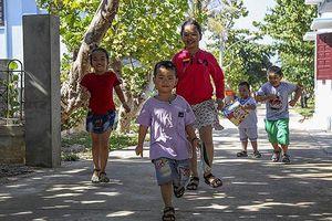 Trường Sa bình yên, đẹp nao lòng trong nắng hè 2019