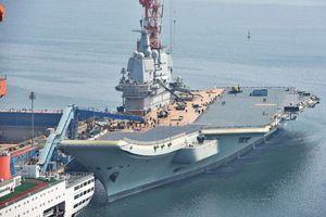 Trung Quốc với tham vọng 6 tàu sân bay