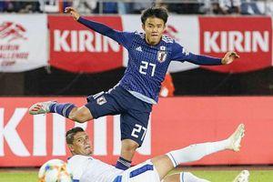 Real thắng Barca trong cuộc đua giành 'thần đồng' Nhật Bản
