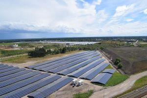 Bỉ khánh thành công viên điện mặt trời lớn nhất ở Benelux