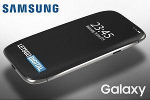 Samsung hé lộ thiết kế cạnh tròn độc đáo của Galaxy S11