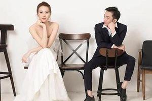 Đàm Thu Trang phủ nhận đang mang bầu với Cường Đô La