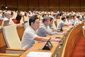 Quốc hội quyết chưa đưa phạm nhân lao động ngoài trại giam
