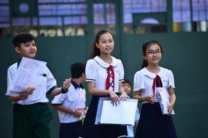 Công bố điểm thi, dự kiến điểm trúng tuyển vào lớp 6 Trường THPT Chuyên Trần Đại Nghĩa