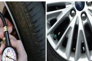 Nguy cơ tai nạn giao thông do sử dụng lốp ô tô theo cách này