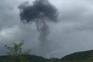 Danh tính 2 phi công hy sinh vụ máy bay quân sự rơi ở Khánh Hòa