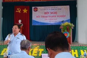 Hải quan Tây Ninh gỡ nhiều vướng mắc về chế xuất, sản xuất xuất khẩu