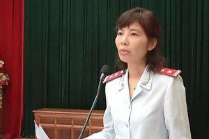 Nữ trưởng đoàn thanh tra Bộ Xây dựng bị bắt với cáo buộc nhận hối lộ