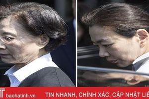 Vợ và con gái Chủ tịch Korean Air bị kết án tù vì buôn lậu