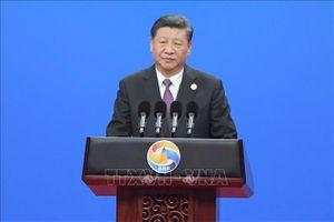 Trung Quốc mong muốn thúc đẩy hợp tác với Iran