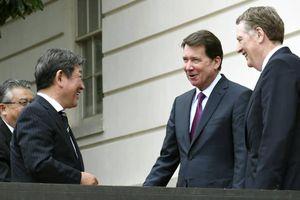 Nhật Bản, Mỹ thống nhất sớm đạt được kết quả đàm phán thương mại