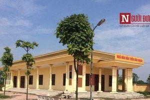 Thông tin chính thức vụ đoàn Thanh tra bộ Xây dựng nhận hối lộ ở Vĩnh Phúc