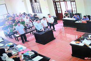 Viện Kiểm sát chỉ chấp nhận một phần đơn kháng cáo của Hoàng Công Lương