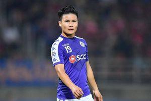 Lý do Quang Hải vắng mặt ở V-League