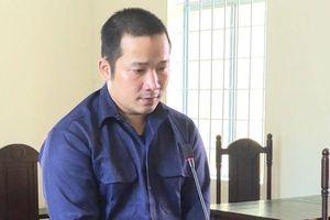 Kẻ ném ma túy vào ca nước làm thiếu úy công an tử vong lĩnh 5 năm tù