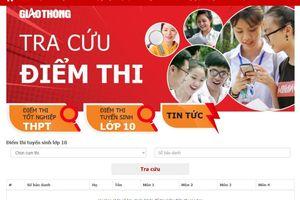 Tuyển sinh lớp 10 Hà Nội: Học sinh trường Nghĩa Tân thủ khoa, 56,75 điểm