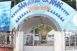 Đề nghị hủy bỏ quyết định đình chỉ dự án bãi đậu xe ngầm Trống Đồng