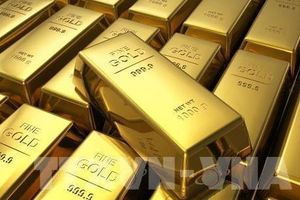 Giá vàng châu Á tiến gần mức đỉnh của 14 tháng