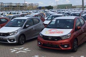 VinFast Fadil và Honda Brio: Hai đối thủ hẹn ngày ra mắt