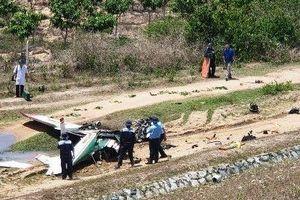 Danh tính hai phi công hy sinh khi huấn luyện trên máy bay quân sự ở Khánh Hòa