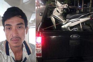 Quảng Ninh: Dùng súng chống trả công an khi bị phát hiện cướp xe máy