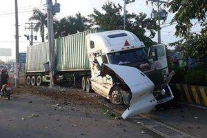 Vụ container tông bẹp ô tô 4 chỗ ở Tây Ninh: Số nạn nhân tử vong tăng lên 5 người
