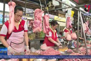 Tiêu thụ thịt lợn tại TP.HCM giảm đáng kể