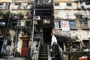 Cải tạo chung cư cũ (KỲ II): Thiếu vốn, thiếu cả… cơ chế