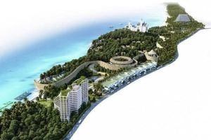 Quảng Ngãi đón thêm 2 dự án du lịch có tổng mức đầu tư gần 1.500 tỷ đồng