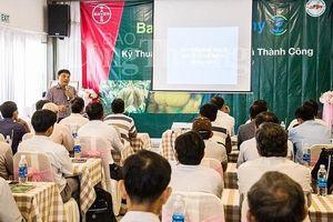 Chương trình đào tạo Bayer Agricademy cho nông dân: Nâng tầm chất lượng trái cây và cà phê xuất khẩu